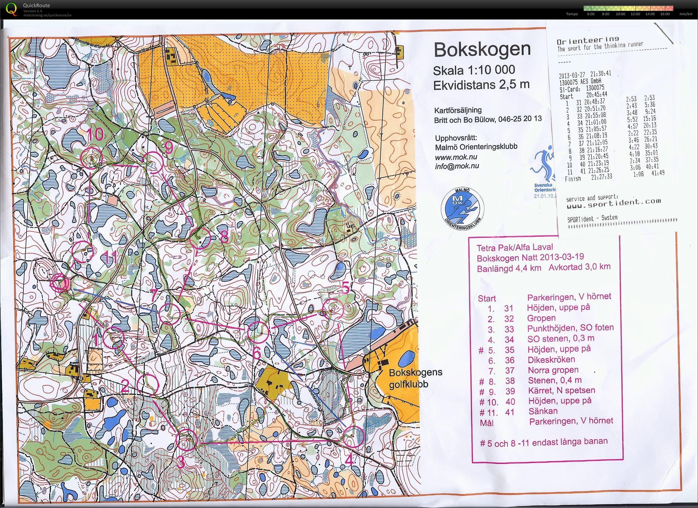 karta bokskogen torup Hans Inges digitala kartarkiv :: TP Bokskogen natt (2013 03 27) karta bokskogen torup